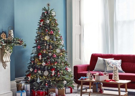 Christmas in July at John Lewis